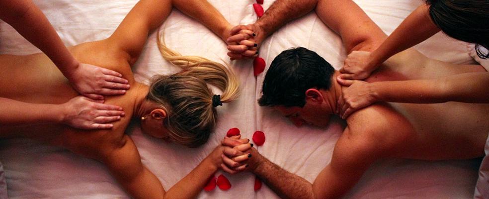 Conheça a massagem tântrica para casais
