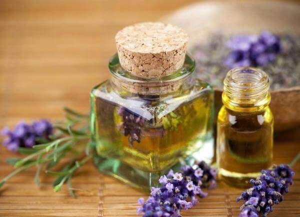 Oleo para massagem lavanda