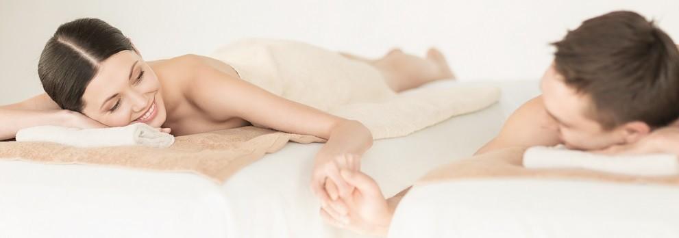 massagem para casais