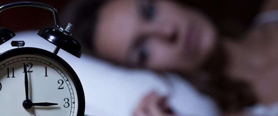 massagem para o sono