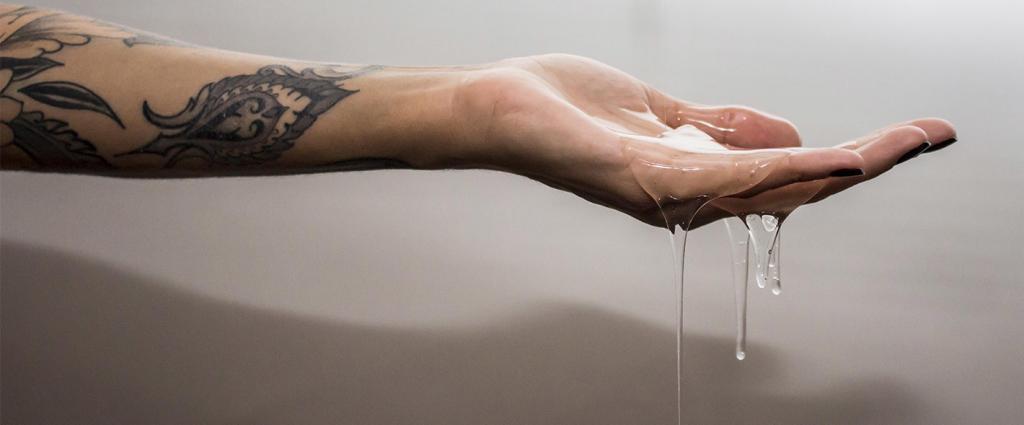 gel para massagem nuru