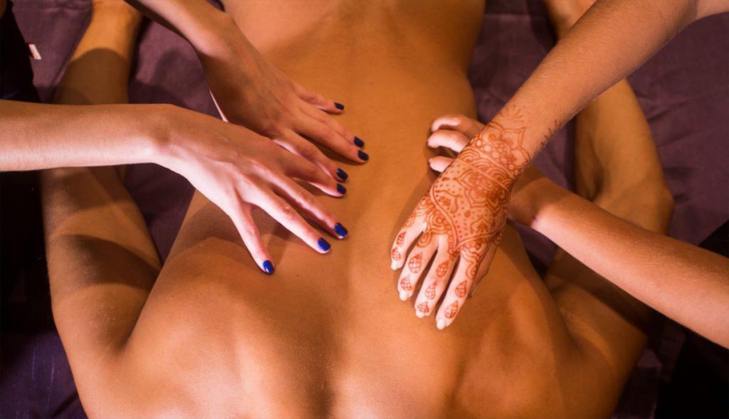 4 hands massage rio de janeiro