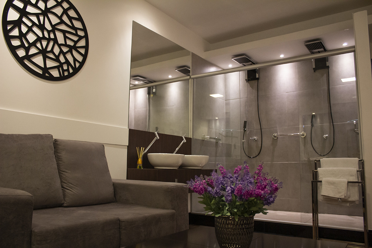 sala de massage,