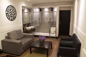 sala de massagem para casais