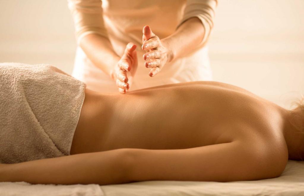 massagem ajuda a tratar ansiedade